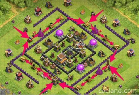coc resource layout resource ring megacube 2 clash of clans pinterest layout