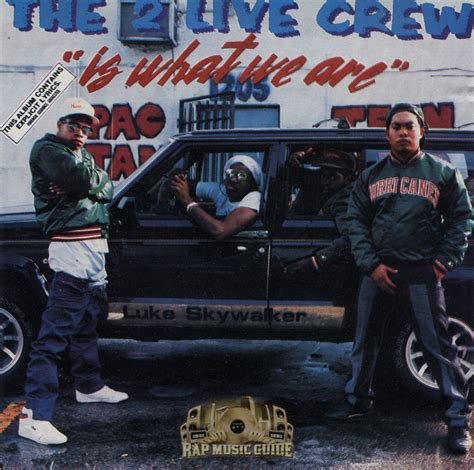four7 luke m area code remix 2 live crew the 2 live crew is what we are 1st press
