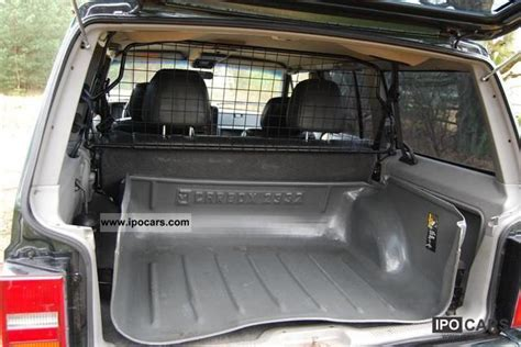 Jeep 4 0 Ho Specs 1996 Jeep Xj 4 0l Ho Limited Edition