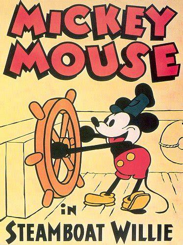 willy y el barco de vapor el barco de vapor de willie mickey mouse 18 de