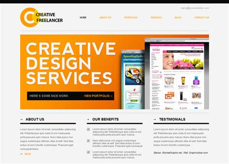html professional templates 45 fresh html css web template for free