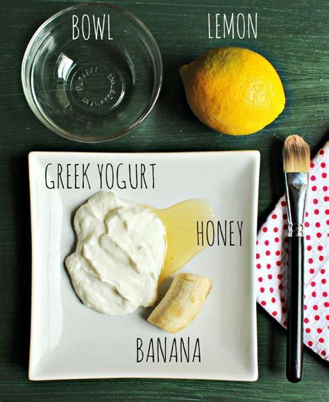 cara membuat masker yogurt dan lemon 8 resep masker diy yang bisa bikin wajahmu tambah kece