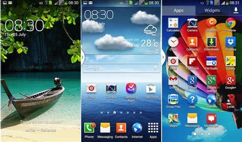 themes samsung mega screen shots for samsung touchwiz ui refresh leaked online