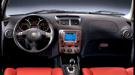 alfa romeo 147 interior wallpaper 1600x900 1329