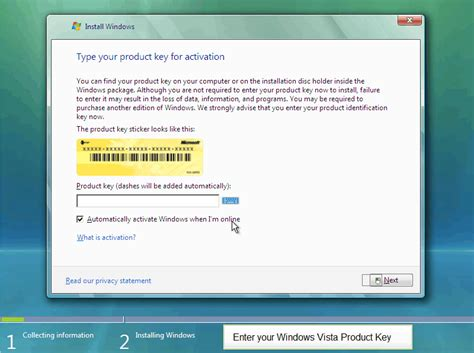 format cd key how to format a laptop how to reinstall windows vista in