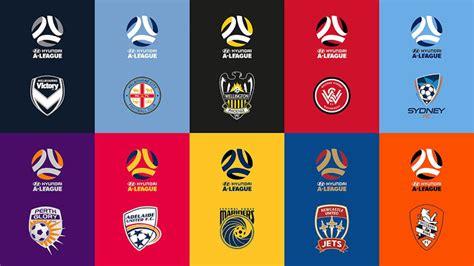 australia hyundai league all new hyundai a league 2017 logo revealed footy headlines