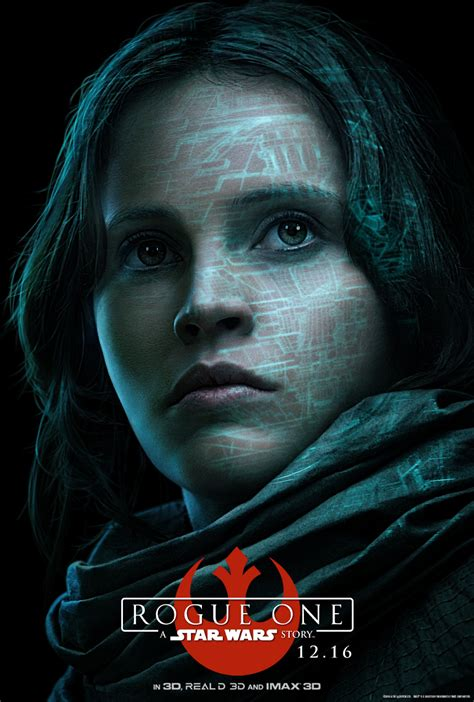 rogue one a wars story character posters to rogue one a wars story