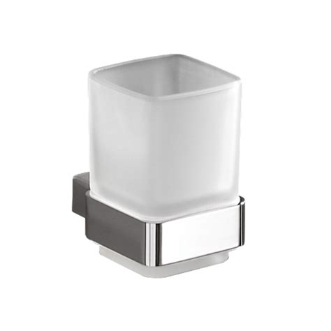 tumbler for bathroom 20 off gedy lounge square glass bathroom tumbler holder
