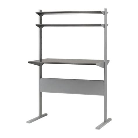 ikea fredrik standing desk standing only desks stand walk work