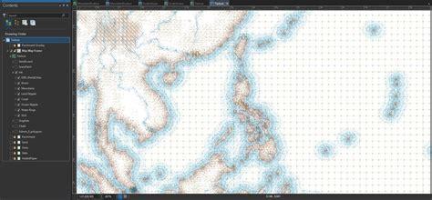 arcgis pro layout grid fantasy maps pt 3 touchability arcgis blog