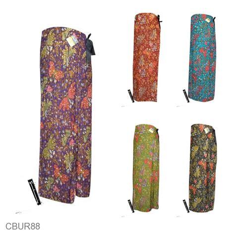 Rok Wanita Rok Batik Kain Lilit 101 Dan 102 rok batik lilit jarik lipit motif taman kupu bawahan rok murah batikunik
