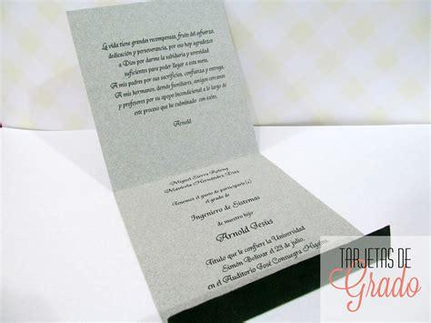 mensajes para invitaciones de grado universitario imagui mensajes para tarjetas de invitacion grado universitario