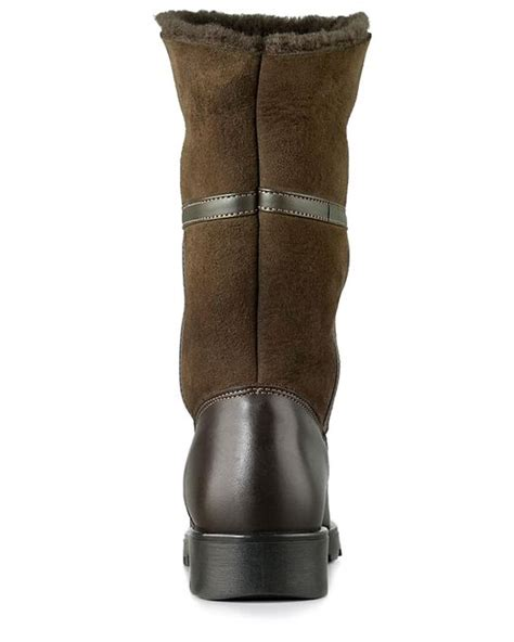 Cece Boot la canadienne cece in brown lyst