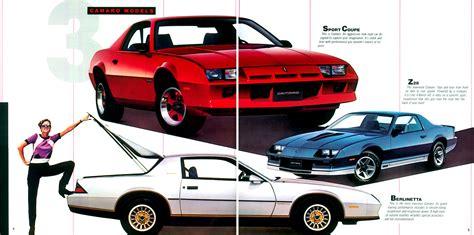 free car manuals to download 1982 chevrolet camaro free book repair manuals directory index chevrolet 1982 chevrolet 1982 chevrolet camaro brochure