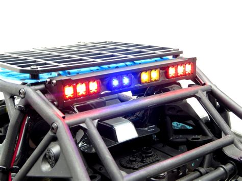 Hobby Scale Light Bar 23743 gear rc 1 10 scale koh 4 quot rear lights