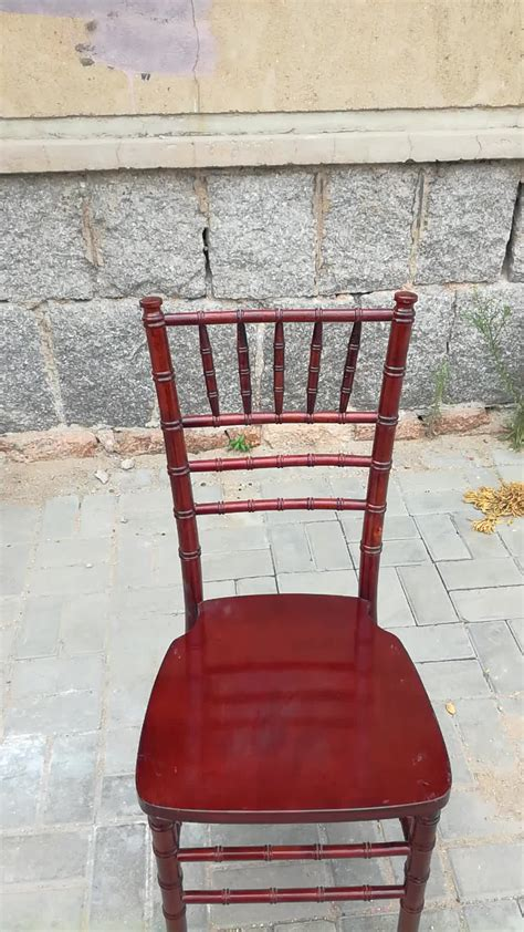 cheap stackable solid wood chiavari chair on sale buy