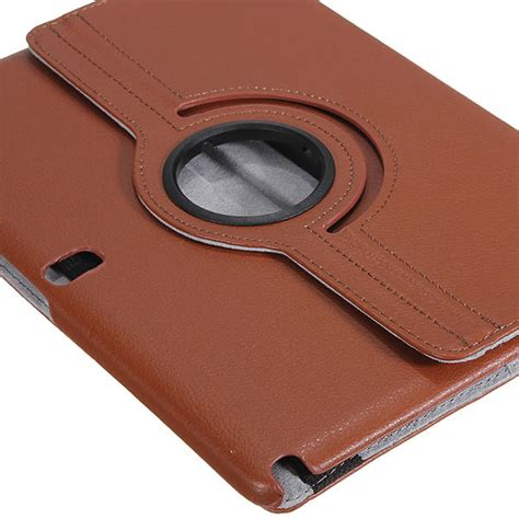 Samsung N8000 Note 101 Rotating Leather Standing buy 360 rotating pu leather for samsung galaxy note