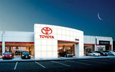 toyota dealership why choose lynch toyota for your vehicle purchase