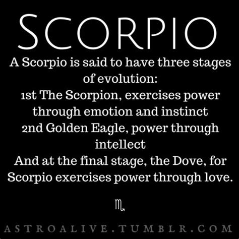 1000 ideas about scorpio personality traits on pinterest