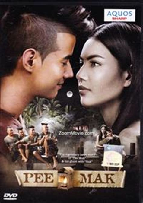 cuplikan film pee mak pee mak dvd thai movie 2013 cast by mario maurer