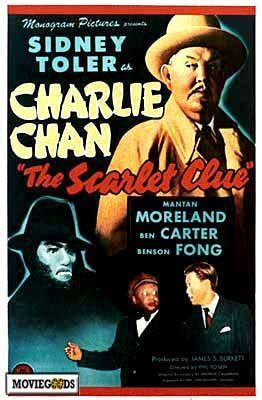 the scarlet clue 1945 full movie the scarlet clue movie posters from movie poster shop