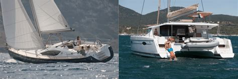 trimaran vs catamaran vs monohull catamaran or monohull which one is for you atlantic