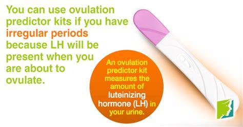 Calendar Method Calculator For Irregular Q A Can An Ovulation Predictor Work During Irregular Periods