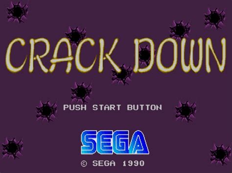 emuparadise up to down crack down usa europe rom