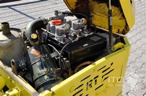 Gebrauchte Lombardini Motoren by Gebrauchte Grabenwalze Wacker Rt820