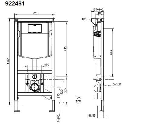 villeroy and boch toilet frame villeroy boch viconnect concealed wc toilet frame