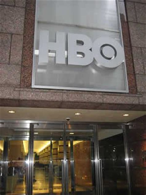 Hbo New York Office by Hbo Building New York City New York