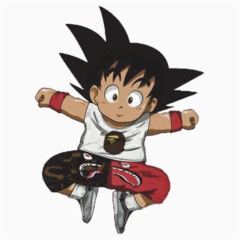 supreme goku t shirts