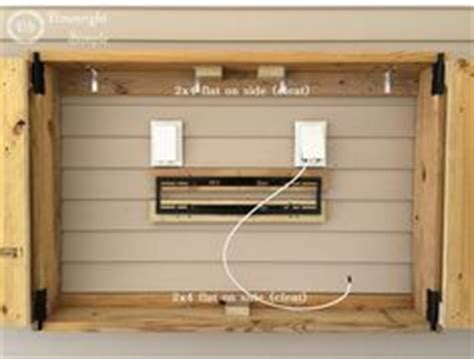 outdoor tv cabinet plans 1000 ideas about outdoor tv cabinets on