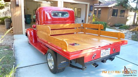 chevy truck bed for sale 1937 chevy flatbed trucks for sale autos post