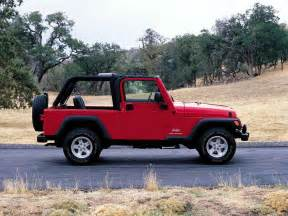 Jeep 2004 Wrangler Jeep Pictures 2004 Wrangler Unlimited Specifications