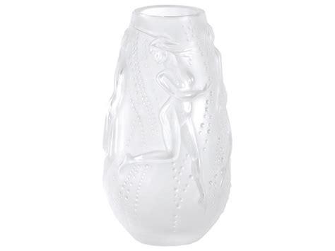Lalique Nymphea Bud Vase   The Chinaman