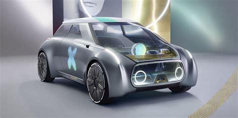 Mini Movers Concepts mini vision next 100 concept unveiled