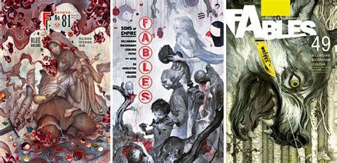 fables covers by james 1401252818 review fables by bill willingham books take you places