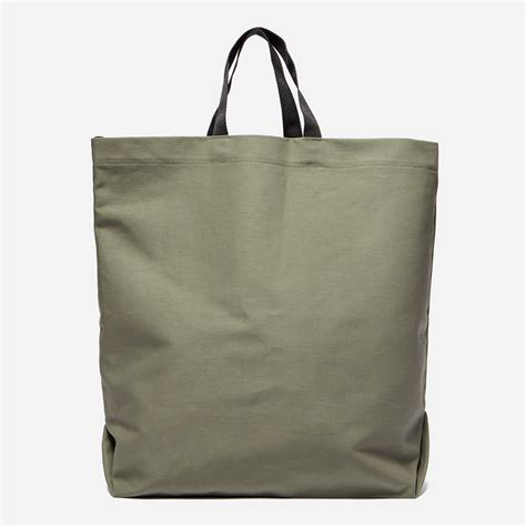 Syifa 16 Tote Bag Tas Wanita lyst engineered garments carry all tote bag cotton cloth in green