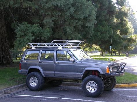 Jeep Roof Rack With Lights by Aluminum Roof Rack Light Jeep Forum