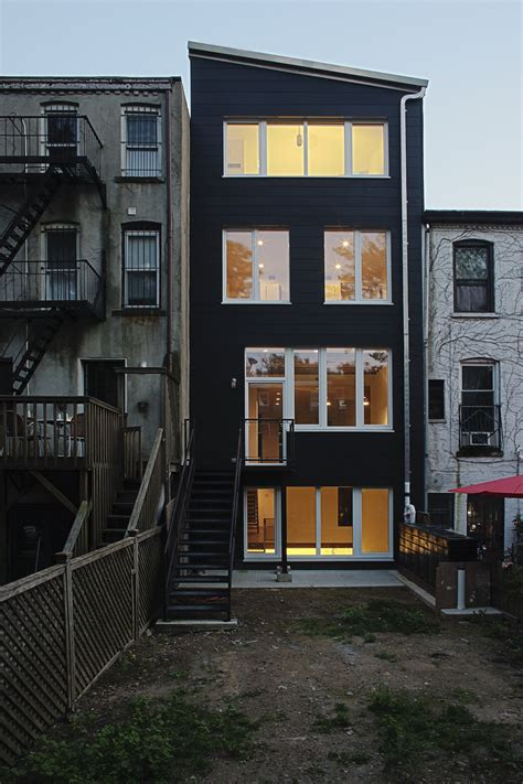 Small Homes New York New York City Small House Swoon