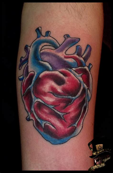 new school tattoo reddit new school heart by darkartscolective on deviantart