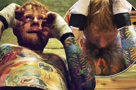 ed sheeran tattoo ed sheeran s tattoo secrets revealed as artist opens up on