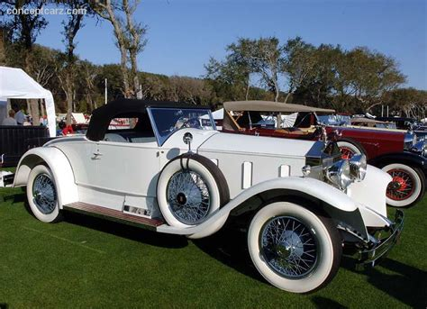 Rolls Royce Roadster by Coachbuild Brewster Rolls Royce Phantom I