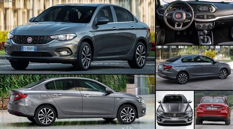 fiat tipo  pictures information specs