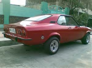 1972 Opel Manta Badkuneho S 1972 Opel Manta In Quezon City