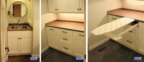 Concealed Ironing Board Cabinet by We Build This Stuff Able Baker