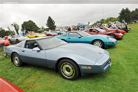 auction results and data for 1984 chevrolet corvette c4