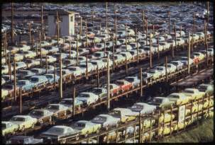 new detroit cars file fob detroit new cars are loaded onto railroad cars at