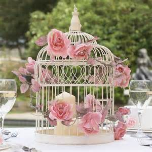 Unique Wedding Centerpiece Ideas Without Flowers - alfa img showing gt real in bird cage centerpieces